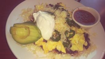 Breakfast Nachos